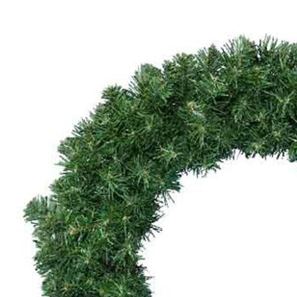 Artificial Imperial Green Wreath - 150cm