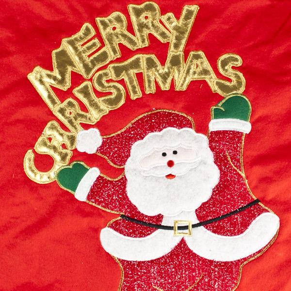 Felt Merry Christmas Santa Sack (051-27076)