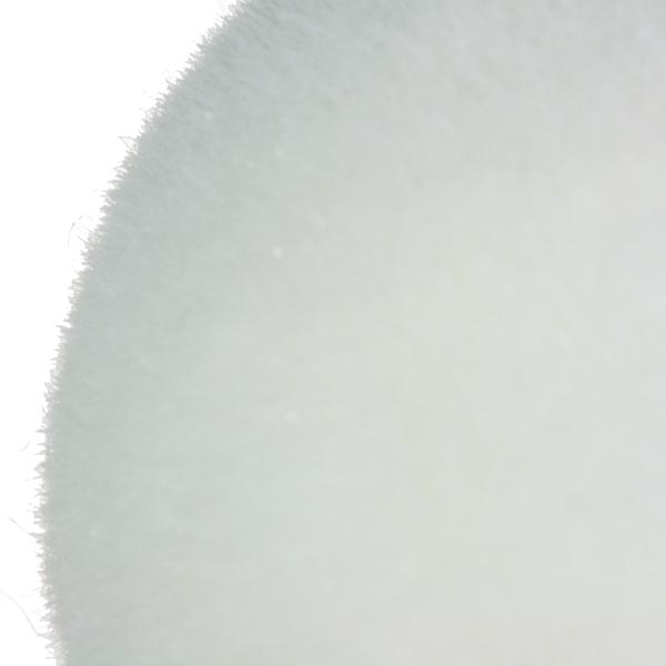 Bristly Snowball With Iridescent Flecks - 160mm