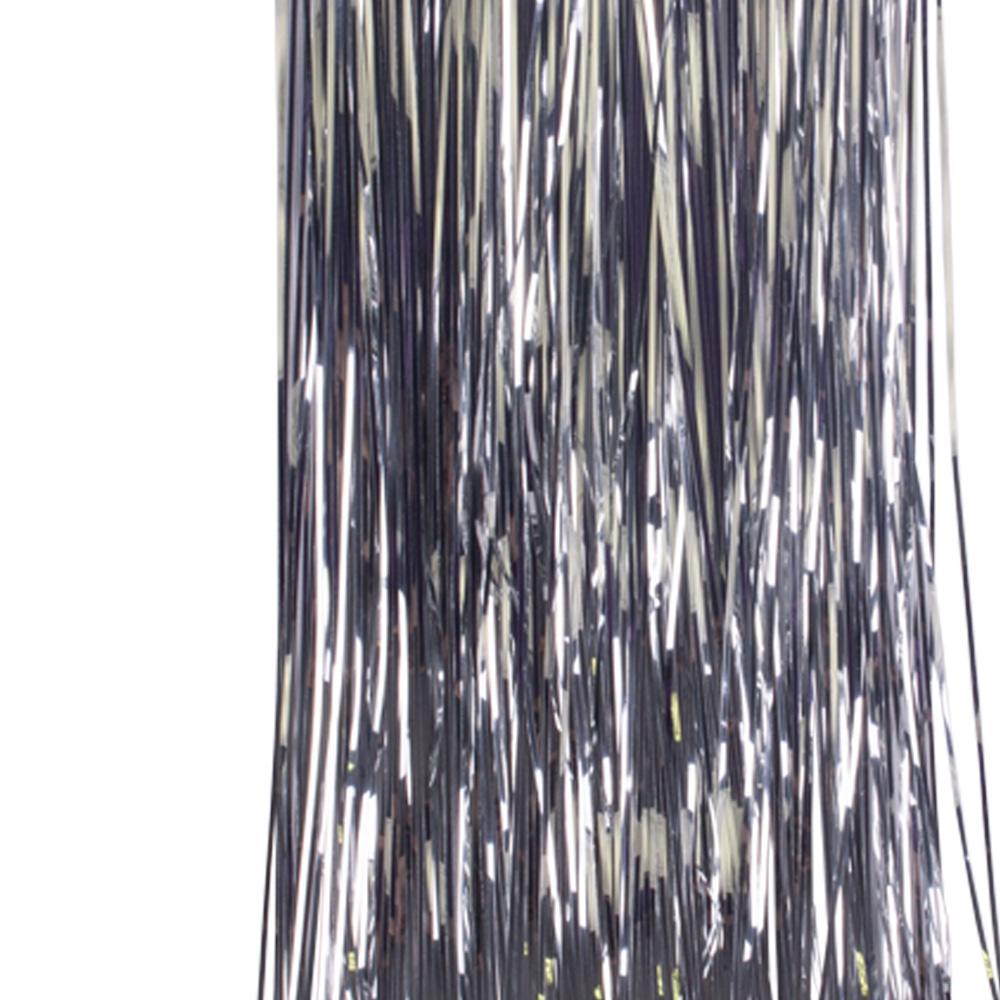 Silver Lametta - 50cm x 40cm