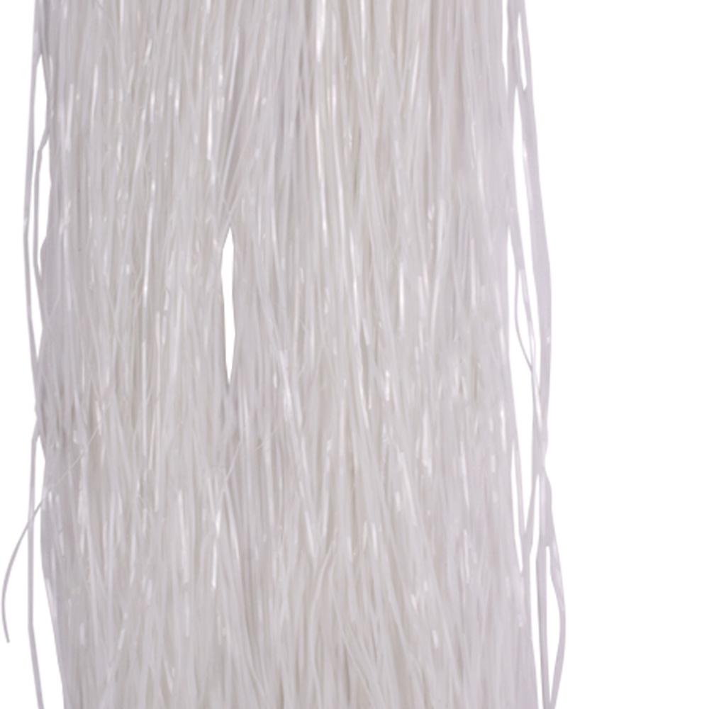 White Lametta - 50cm x 40cm