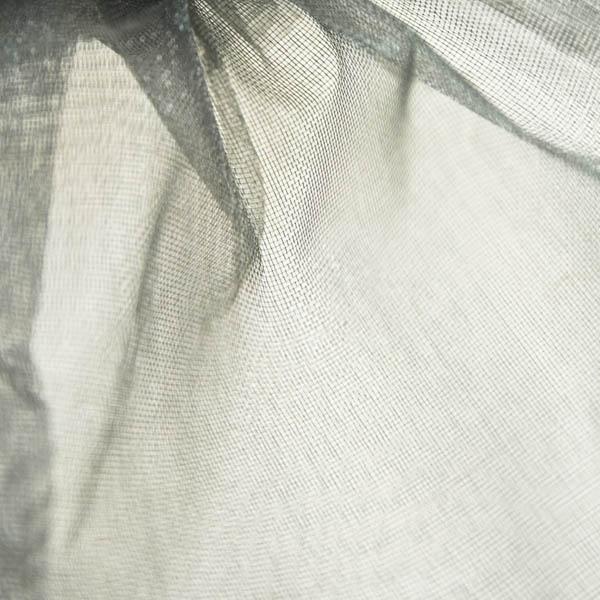 Silver Organza Favour Bag - 4 X 5 Inch