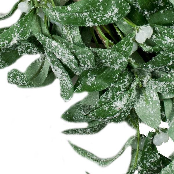 Frosted Mistletoe Bundle - 36cm
