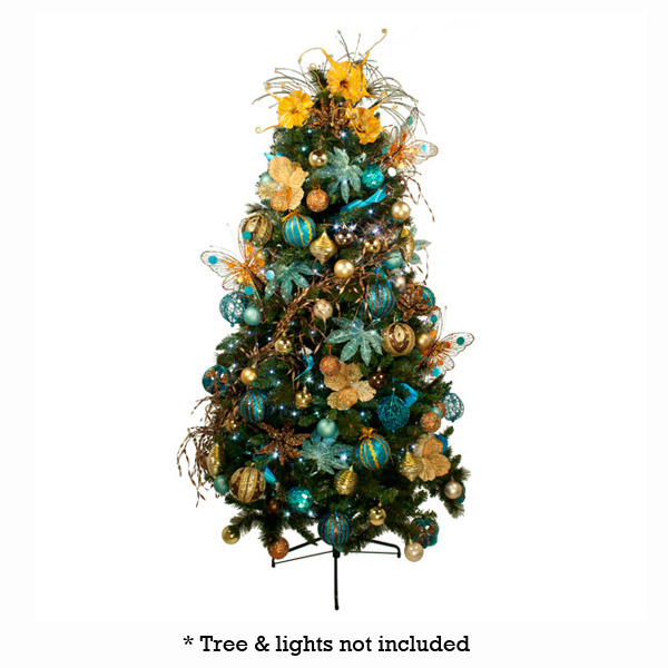 ... Cinnamon Ice Theme Tree Decorating Pack ...