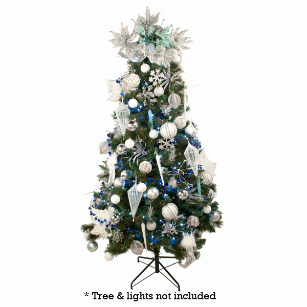 ... Jack Frost Theme Tree Decorating Pack ...