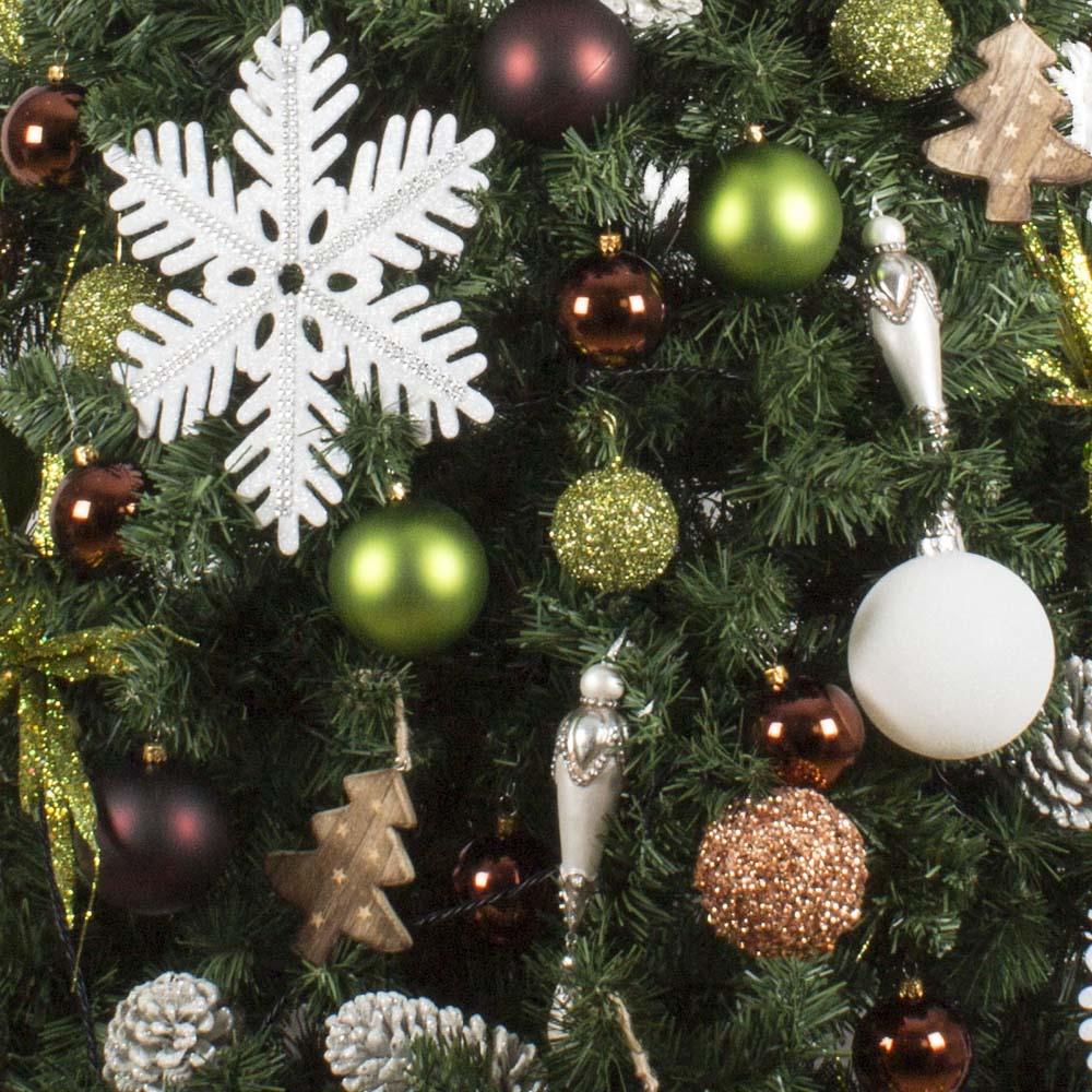 Winter Woodland Theme Range - 6ft Tree Pack