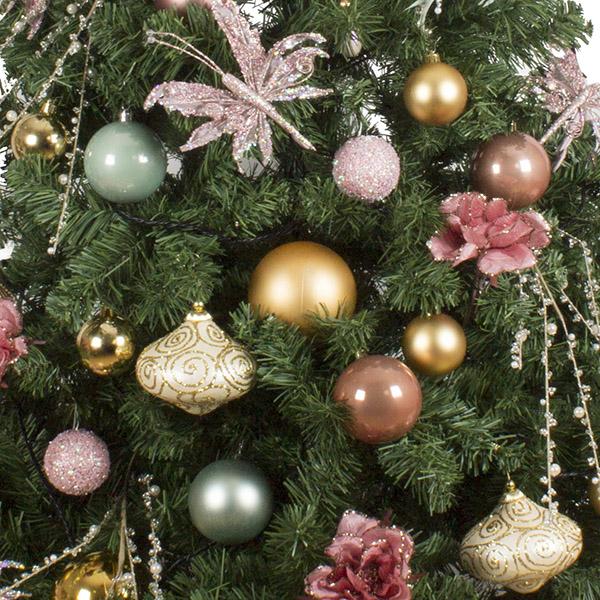 Nostalgic Christmas Theme Range - 6ft Tree Pack