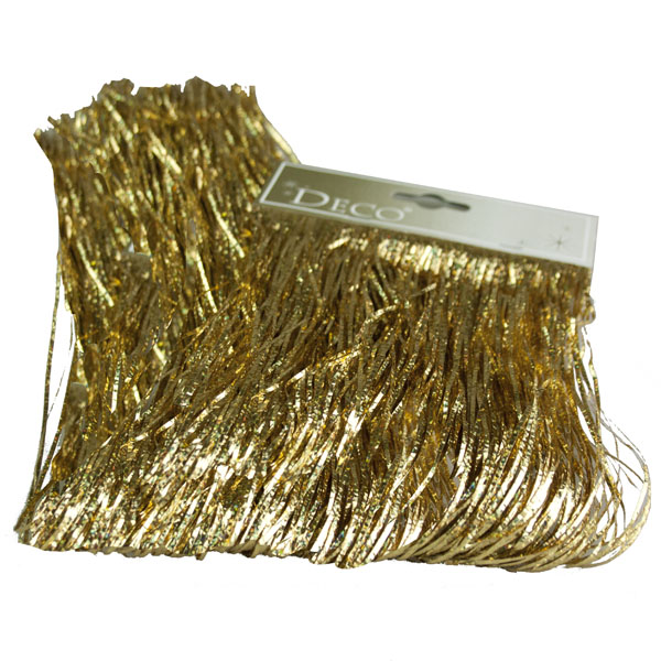 Gold Laser Lametta - 50cm x 40cm