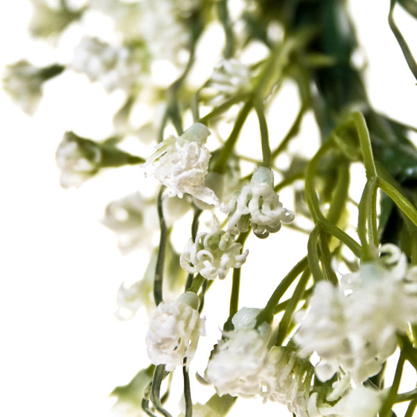 Pack Of 2 Gypsophila Wreaths