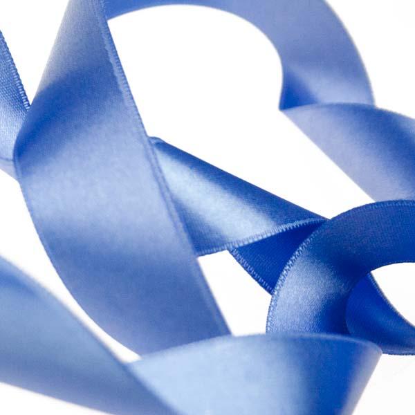 Lilac Wide Satin Ribbon - 20m x 25mm