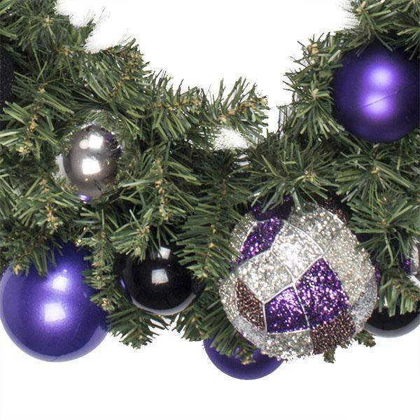 Lady Loves Theme Range - 60cm Pre-Decorated Wreath