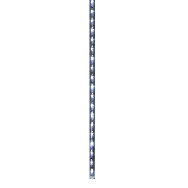 White LED Snowfall Lights - 15 x 70cm Tubes  (450 LED's)