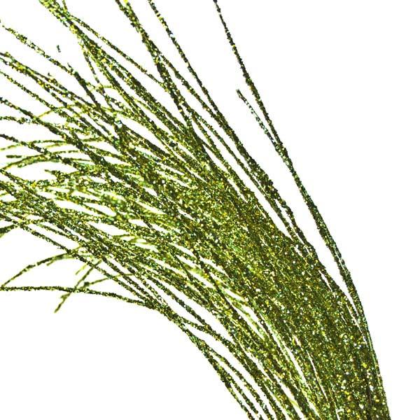 Apple Green Pispy Pine Pick - 60cm