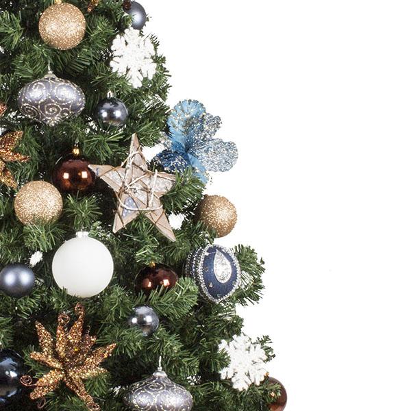 Nordic Winter Theme Range - Decor Pack ONLY (6ft Tree)