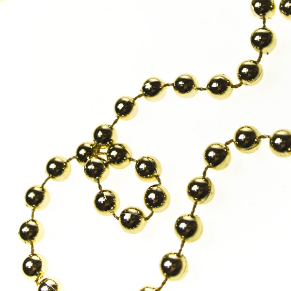 Gold Bead Chain Garland - 8mm x 10m