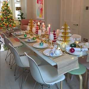Christmas Table Linen