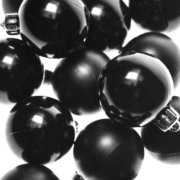 Black Baubles