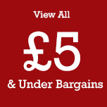 �5 and Under Bargains