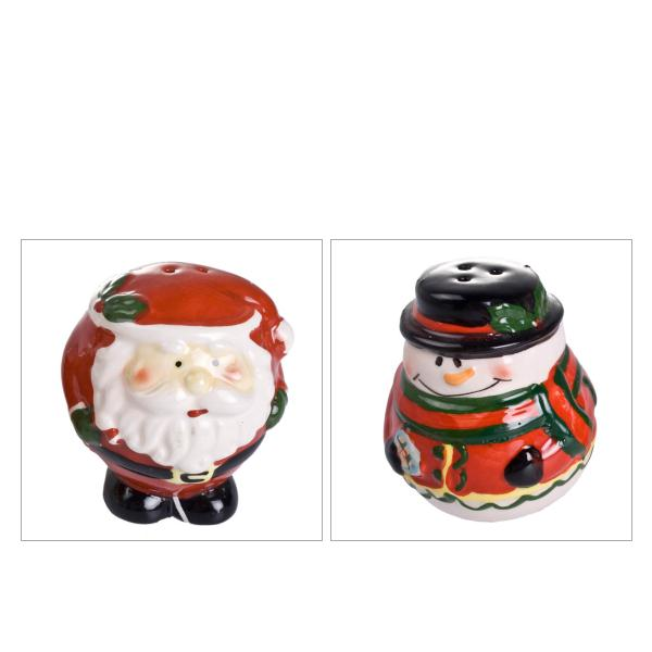 Character Salt/Pepper Pot - 7.5cm