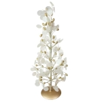 015-21923 £26.5 Capiz Shell Table Top Tree With Gold Teardrop Berr...  Click to view