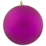 021-14803-250-CP £14 Cerise Pink Shatterproof Baubles  - Single 250mm M...  Click to view