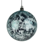 021-21669-80-BL £1.5 Blue Flecked Shatterproof Bauble - 80mm...  Click to view