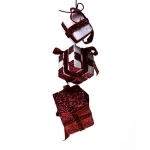 022-10317-RI £6.25 Red And Iridescent Hanging Gift Box Set - 16cm X 5...  Click to view