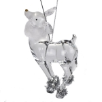 022-14140-ST £4 Standing Reindeer Decoration - 10cm...  Click to view