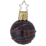 Inge-Glas Dark Chocolate Round Truffle
