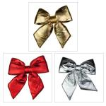 Padded Satin Bow