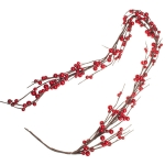 031-13583 £6.25 Red Berry Garland - 1.1m...  Click to view