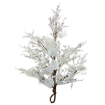 031-21464-WH-HAN £14 White Festive Hanger With Fruits Decoration - 56cm...  Click to view