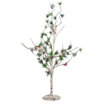 031-21488-TRE £12 Green Leaves and Red Berry Tree...  Click to view