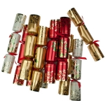 040-20358 £15.25 Tom Smith Traditional Crackers - 12 X 12.5
