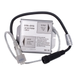 MK System 80 QUICK FIX Low Voltage Transformer - 30w To Run A Max Of 800 LEDs