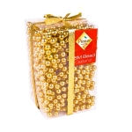 202-01409-18 £3 18 Metre Gold Bead Chain - 8mm...  Click to view