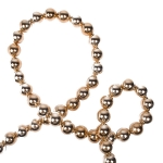 202-16237-GD-SH £7 Gold Shiny Bead Chain Garland - 180cm...  Click to view