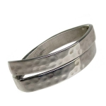 212-21722 £3.5 Silver Elliptical Napkin Ring...  Click to view