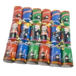 216-17309-MP £15 Box Of 6 X 12.5 Inch Monopoly Game Crackers...  Click to view