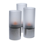 330-00247 £6.5 Trio Of Tealight Holders...  Click to view