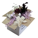 900-24684 £138 Vintage Pearl Theme Tree Decorating Pack...  Click to view