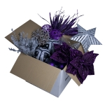 912-24868 £98 Standard Lady Loves Theme Tree Decorating Package...  Click to view