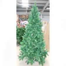 Artificial Green Christmas Tree - 2.1m