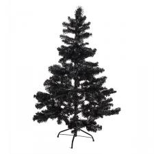 Imperial Pine Black Artificial Christmas Tree - 1.5m (5ft)
