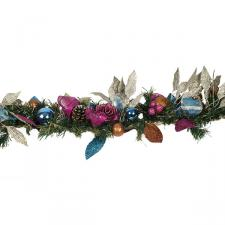 Circus Christmas Room Decoration Collection - 1.5m Garland