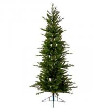Glenwood Spruce Slim Artificial Christmas Tree - 2.1m (7ft)