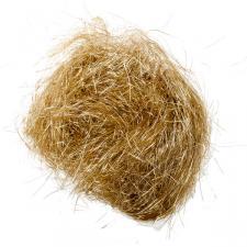 Gold Metallic Angel Hair - 20g