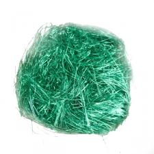 Emerald Green Metallic Angel Hair - 20g