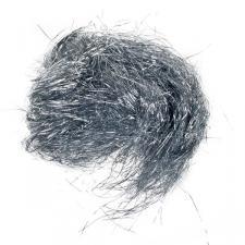 Silver Metallic Angel Hair - 20g