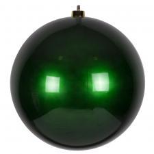 Green Metallic Finish Shatterproof Bauble - 600mm